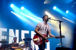 The Courteeners at Sziget 2017