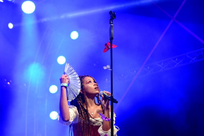Lion Babe at Sziget 2017