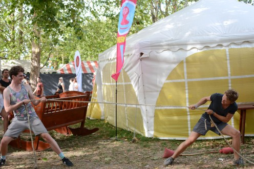 Sziget 2017 Day Two