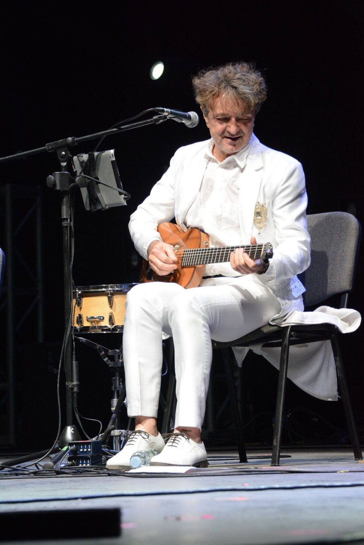 Goran Bregović at Sziget 2017