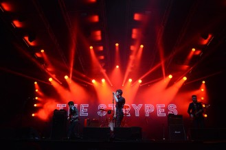 The Strypes at Sziget 2017