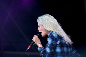 The Kills at Sziget 2017