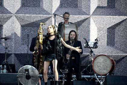 PJ Harvey at Sziget 2017
