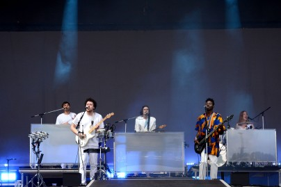 Metronomy at Sziget 2017
