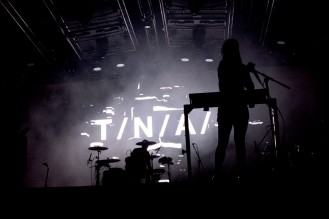 The Naked and Famous at Sziget 2017
