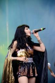 Gaye Su Akyol at Sziget 2017