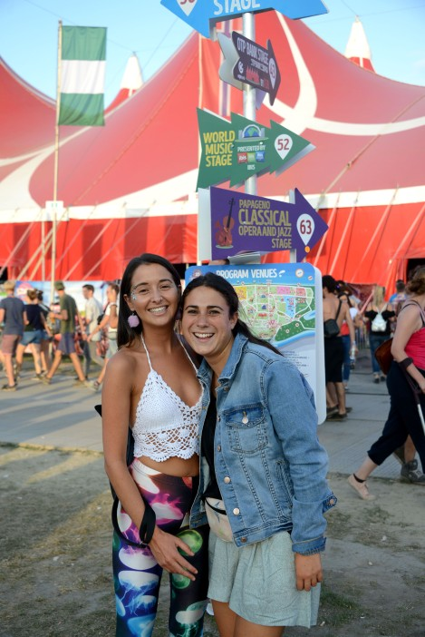 Sziget 2017 Day Three