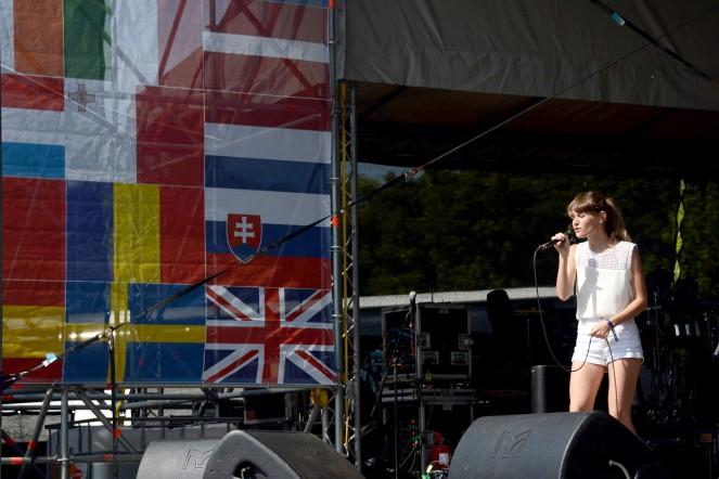 Next Ex at Sziget 2017