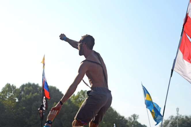 Sziget 2017 Day One