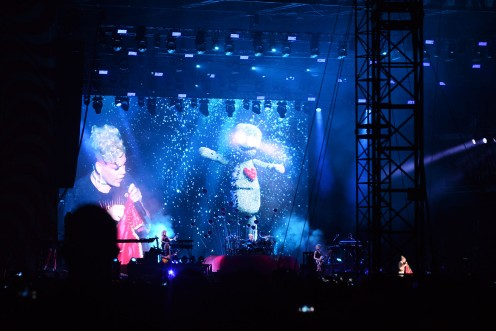 Pink at Sziget 2017