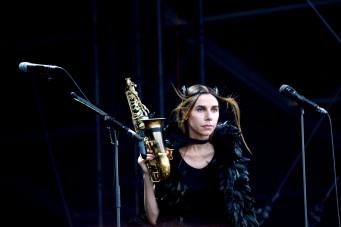 PJ Harvey at Sziget 2017