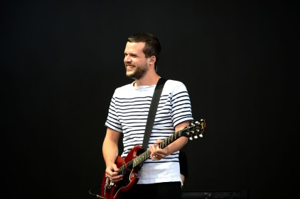 White Lies at Sziget 2017