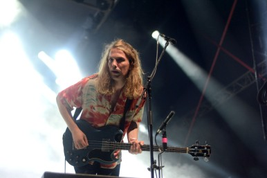The Vaccines at Sziget 2017