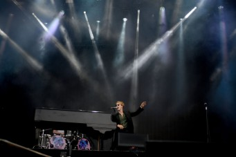 Tom Odell at Sziget 2017