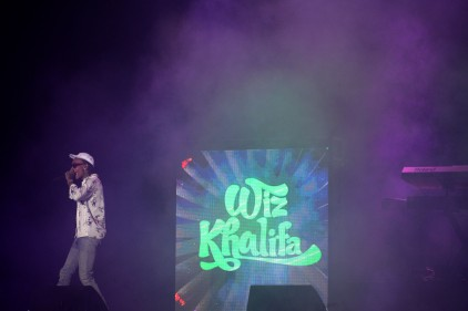 Wiz Khalifa at Sziget 2017