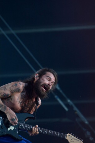 Biffy Clyro at Sziget 2017
