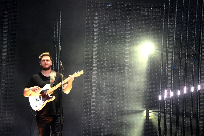 ALT-J at Sziget 2017