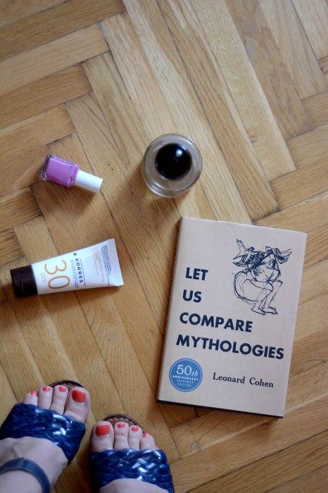 Leonard Cohen- Let Us Compare Mythologies