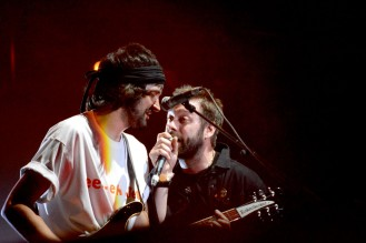 Kasabian at Sziget 2017