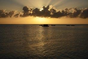 Sunrise in Argassi