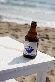 Fix at the beach