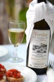 Verdea-Zakynthian white wine