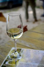 Etyek- Fetzer pince (this was the Chardonnay)