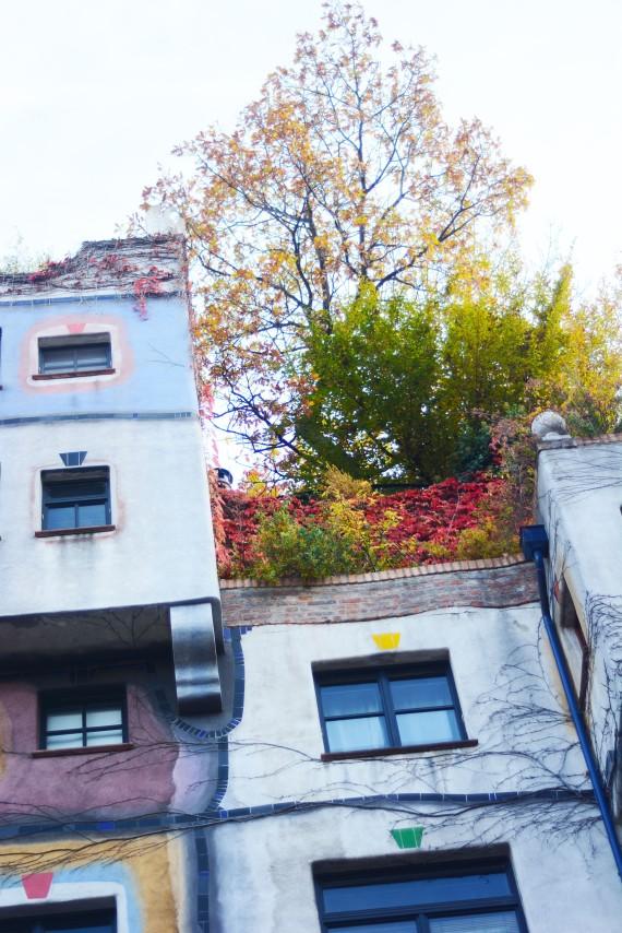 Vienna- Hundertwasserhaus