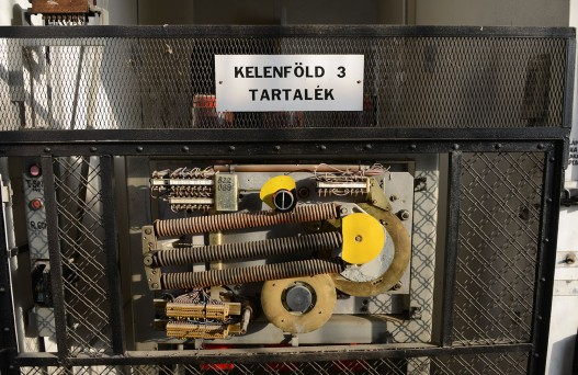 The Kelenföld Power Plant