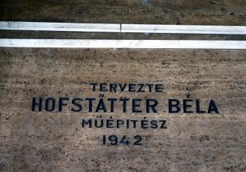 (Not) Bauhaus in Újlipótváros- Alig street 3