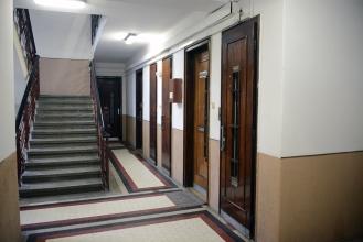 (Not) Bauhaus in Újlipótváros- Visegrádi street 38