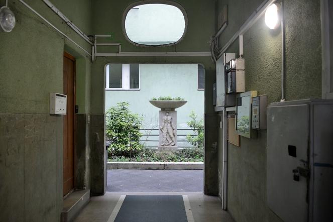 (Not) Bauhaus in Újlipótváros- Pozsonyi street 46