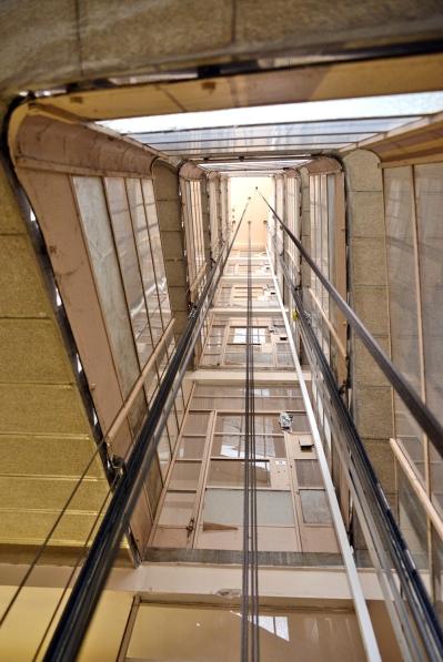 (Not) Bauhaus in Újlipótváros
