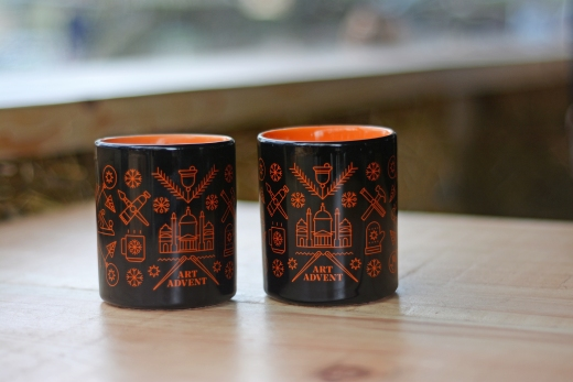 The compulsory Karlsplatz mug