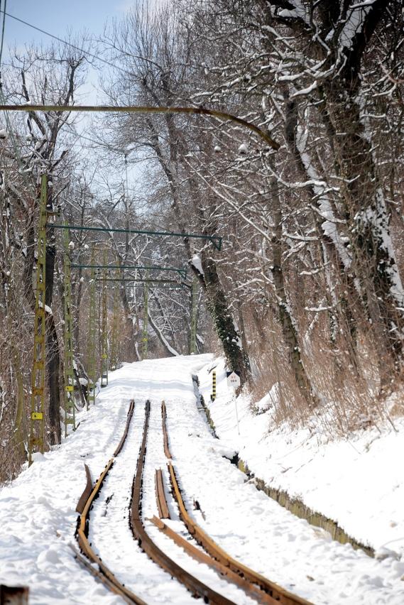 Winter at (almost) Normafa
