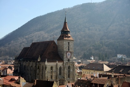 Brașov-The Black Church