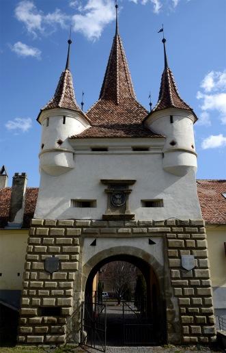 Brașov-The Catherine Gate