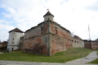 Brașov- The Citadel