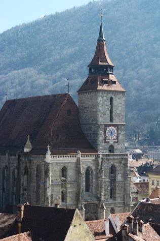Brașov- The Black Church