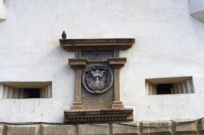 Brașov- The city's coat of arms