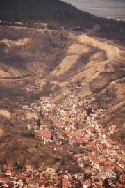 Brașov- From the Tâmpa