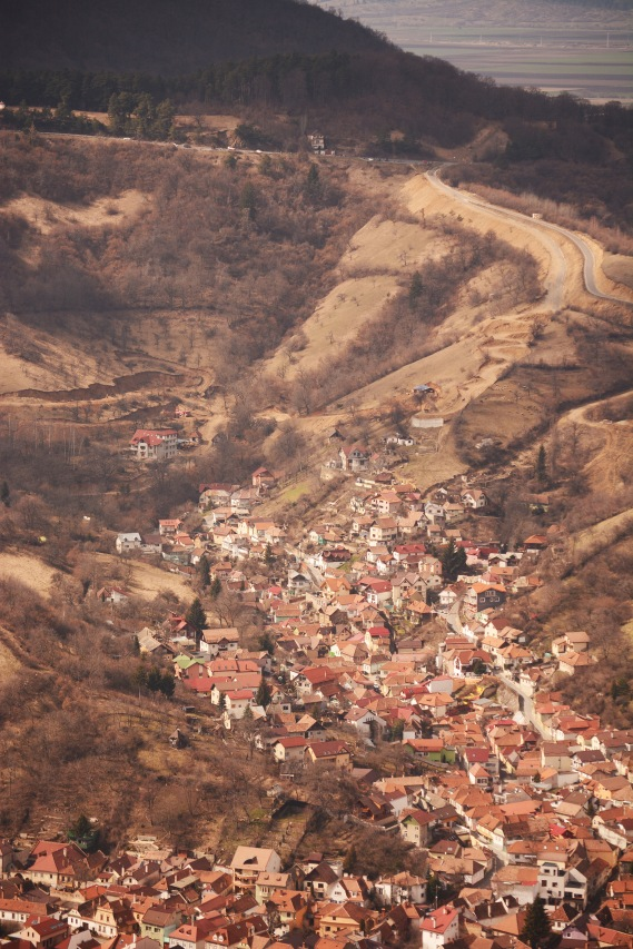 Brașov- From the Tâmpa