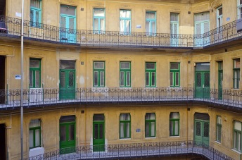 Budapest 100- Bartók Béla boulevard 36-38