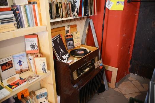 Genova- Bookowski bookstore