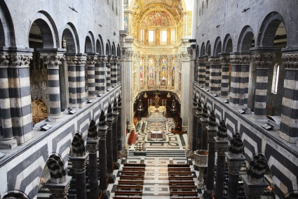 Genova- The San Lorenzo Cathedral