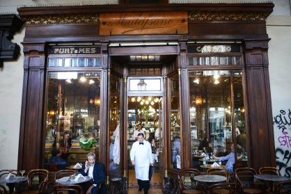 Turin- Caffé Mulassano