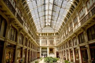 Turin- Galleria Subalpina