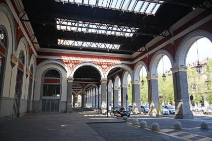 Turin- Porta Nuova station
