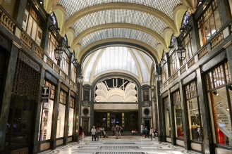 Turin- Galleria San Federico