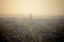 Turin- View from the Mole Antonelliana